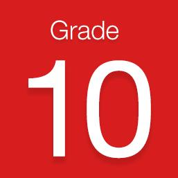 Course Category: Grade 10